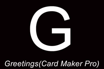 Greetings(Card Maker Pro)