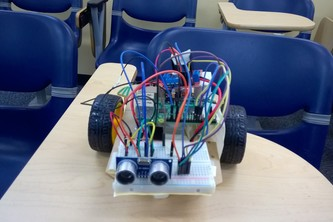 Robot Car Lab
