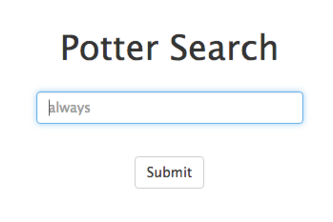 Potter Search