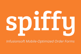 Spiffy | Mobile-Optimized Infusionsoft Order Forms