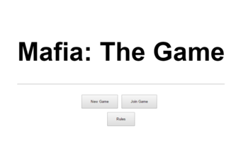 Mafia: The Game