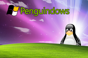 "gLoves and Penguindows ""OS"""