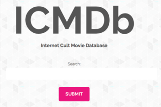 The Internet Cult Movie Database
