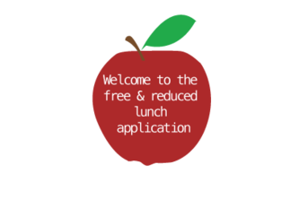 USDA Free and Reduced Lunch Application