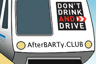 AfterBARTYclub Designated Driver and Playlist