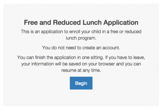 Lunch UX