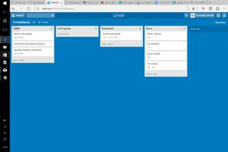 Trello Version Control (with Git integration)