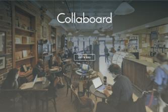 Collaboard - Brainstorm creatively!