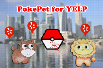 PokeYelp ( PokePet for YELP )