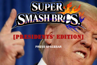 Super Smash Presidents Brawl