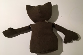 Intelligent watson fabric toy