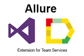 Allure Extension for VSTS