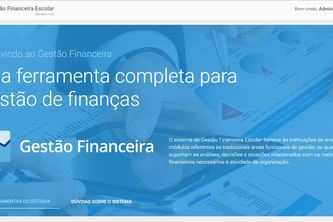 Financial Educational Management System