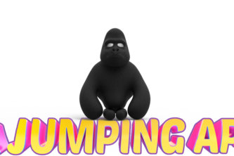 A Jumping Ape! A Thinking Ape, Create a game Challenge