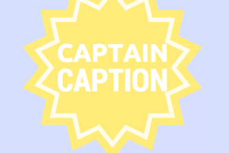 Captain Caption