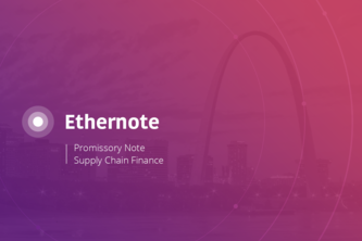 Ethernote - Promissory Note on Ethereum Smart Contract