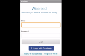 WiseRead Android App