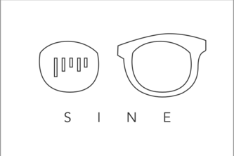 Sine - Sunglasses that play audio only you can hear.