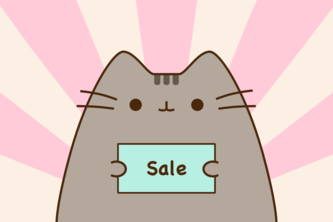 Pusheen Sell