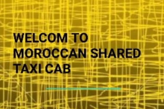 Moroccan Shared Taxi App