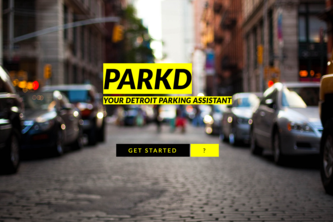 ParkD - Your Detroit Parking Assistant