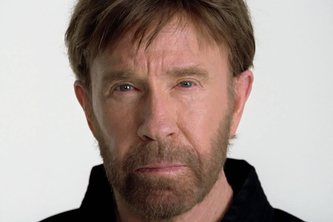Pics out for Chuck Norris