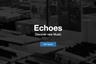 Echoes - Music Discovery App