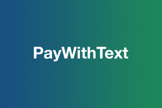 PayWithText