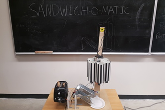 Sandwich-o-matic