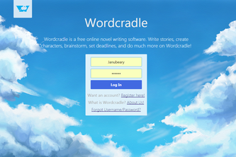 Wordcradle Updates