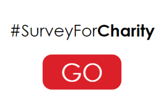 #SurveyForCharity