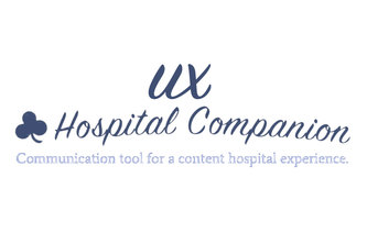 Hospital Companion - UX Design