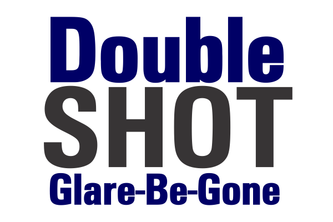 DoubleSHOT Glare-Be-Gone with SHOTBOX