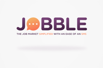 Jobble - Jobs in your messaging bubbles