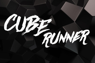 Cube Runner - Staff Pick