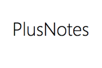 PlusNotes