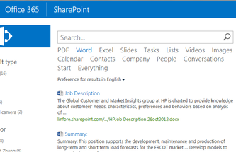 Instant Search for SharePoint