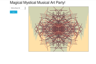 Magical Mystical Musical Art Party