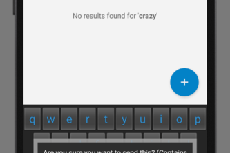 Harassment Filter Android Keyboard