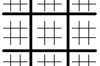 Ultimate Tic-Tac-Toe Table 13A
