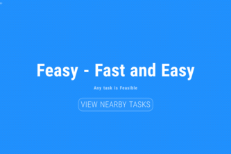 Feasy - Fast and Easy