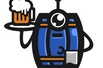 Alexa-powered Beer Robot.