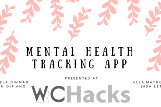 Mental Health Tracking App