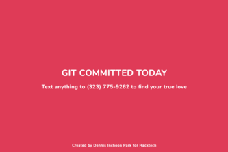 Git Committed Today