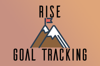 Rise: Goal Tracking