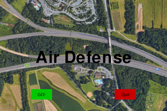 Air Defense Game (A Lockheed Martin Challenge)