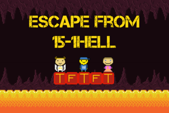 Escape from 15-1Hell