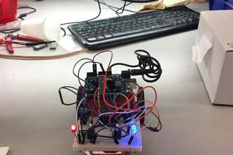 Bluetooth Controlled Rover: Ralph