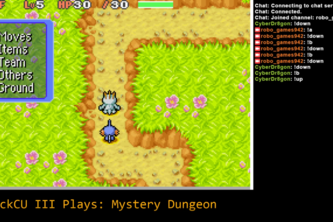 HackCU 3 Plays: Mystery Dungeon