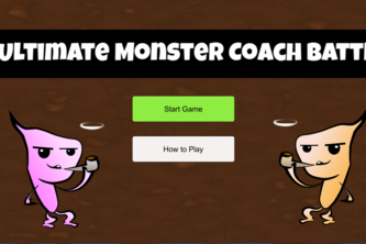 Ultimate Monster Coach Battle